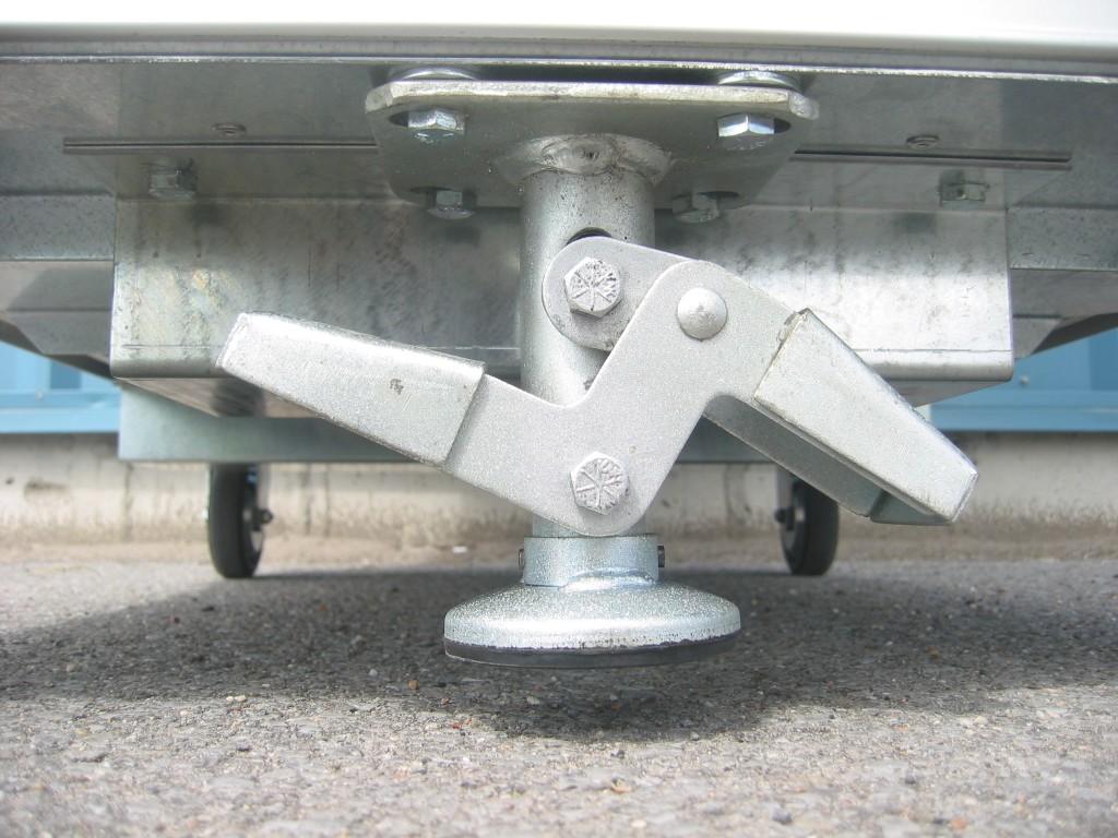 Floor Lock
