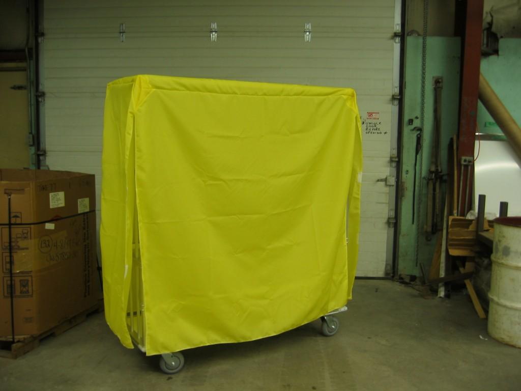 Full cart cover