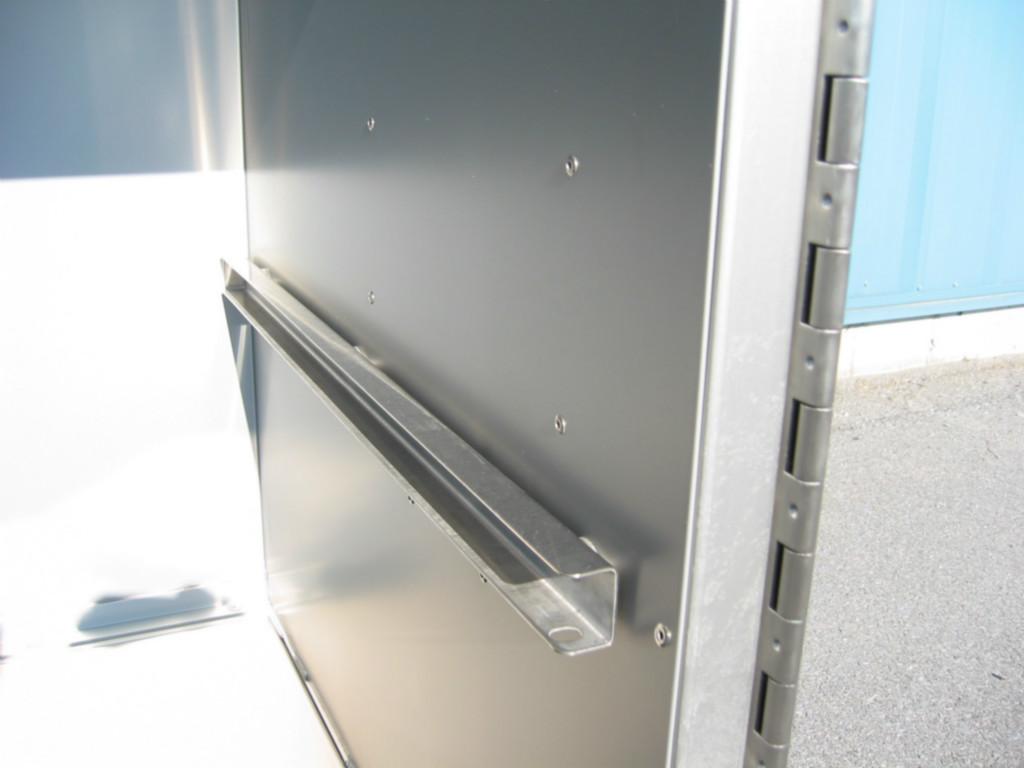 Stainless steel shelf slide