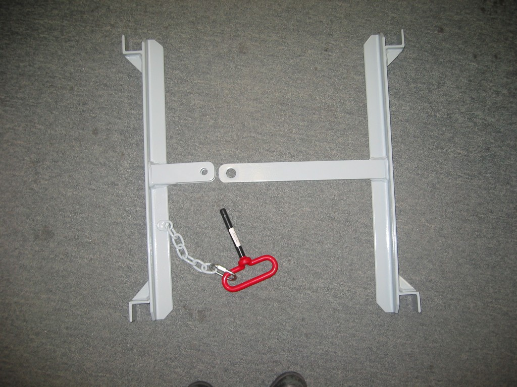 Add on tow bar A